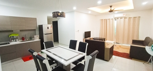 Emira Residence for Sale Contact Zainun 0193083310